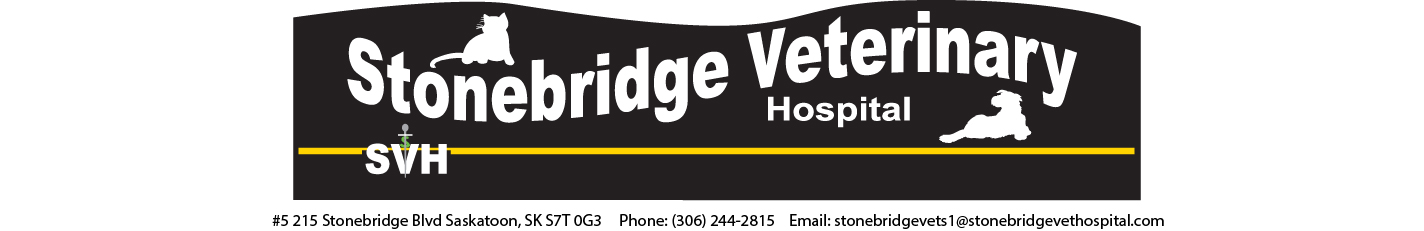 Stonebridge Veterinary Hospital Saskatoon, Saskatchewan
